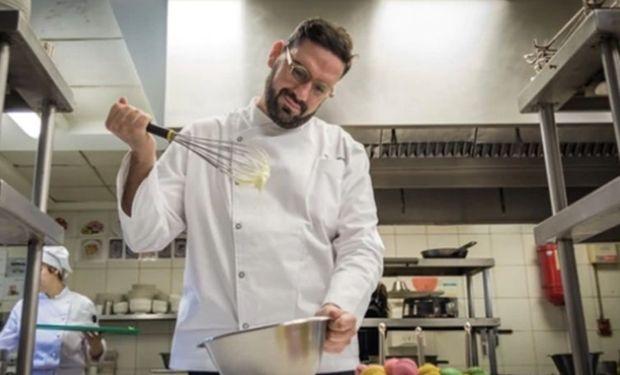 Duras críticas al chef Betular por vincular a los agroquímicos con la Segunda Guerra Mundial