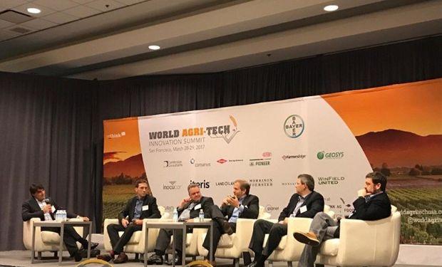 Se realizó el World Agri-Tech Innovation Summit.