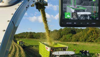 Máquinas inteligentes que potencian la agricultura