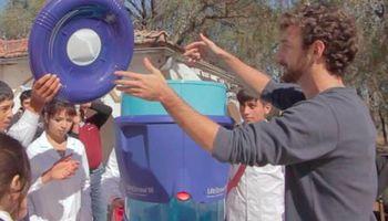 Agua segura para más de 10 mil chicos de escuelas rurales