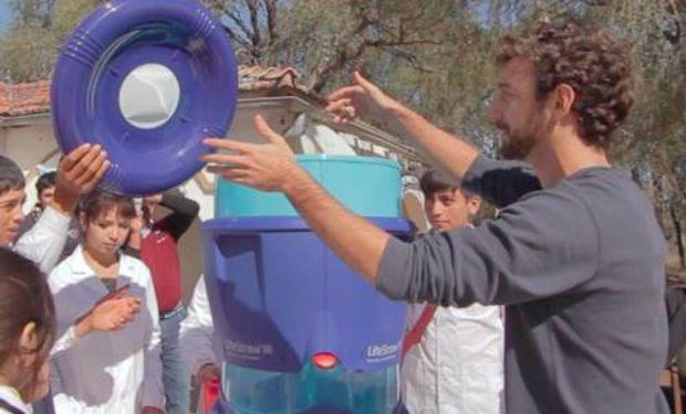 En Argentina 6,7 millones de personas beben agua directamente de pozos.