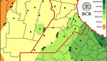 Alerta: acecha otra semana sin agua en la zona núcleo