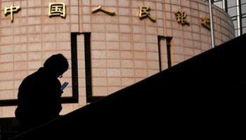 "China redacta un plan para regular la banca ""en la sombra"""