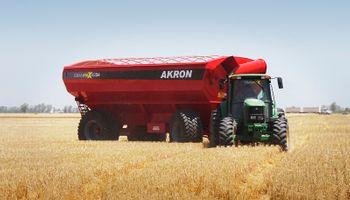 """AKRON tecnología y """"negocios imbatibles"""" en Expoagro 2018"""