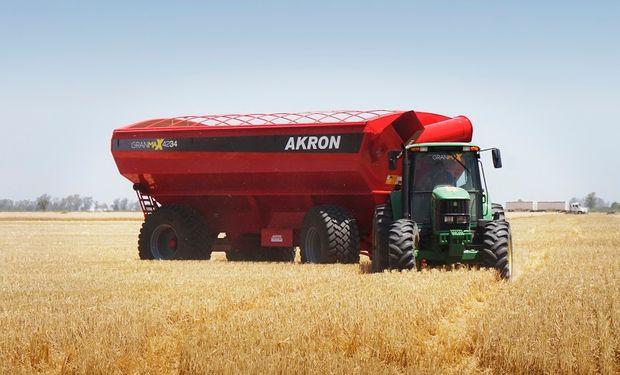 """AKRON apuesta a que los hombres de campo puedan realizar """"Negocios imbatibles"""" ofreciendo interesantes planes de financiación"""