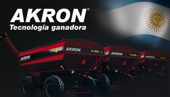 Toda la tecnología Akron en Palermo