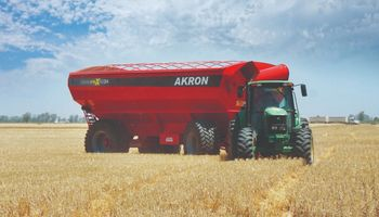 50 años de Akron: de fabricar una pequeña pieza para cosechadoras, a exportar maquinaria argentina 45 países