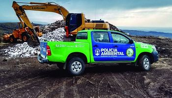 Crearon una Policía Federal para proteger el medioambiente, los recursos y actuar ante un delito
