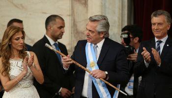 Alberto Fernández ya es presidente de Argentina