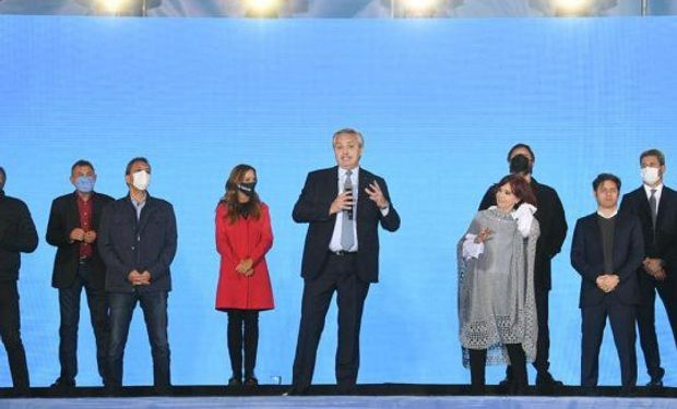 Alberto Fernández habló tras la crisis política por la derrota de las PASO