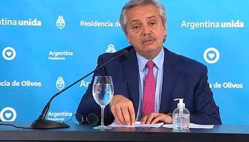 """Fernández: """"Dispuse la intervención para saber el alcance de la expropiación"""""""