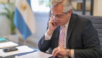 Argentina participará de la Cumbre de Líderes sobre el Cambio Climático