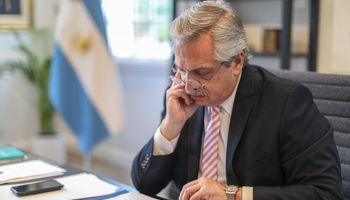 Alberto Fernández señaló que Argentina necesita un dólar competitivo, pero que no está en los planes devaluar
