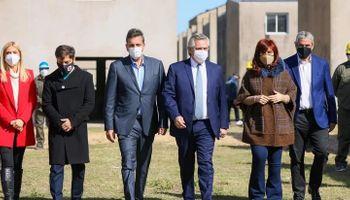 Hidrovía y Vicentin: la cuestionada postura del Presidente en dos temas calientes