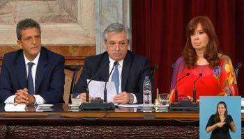 """Fernández ratificó el objetivo de subir retenciones a la soja: """"Aspiro a que encontremos el camino"""""""