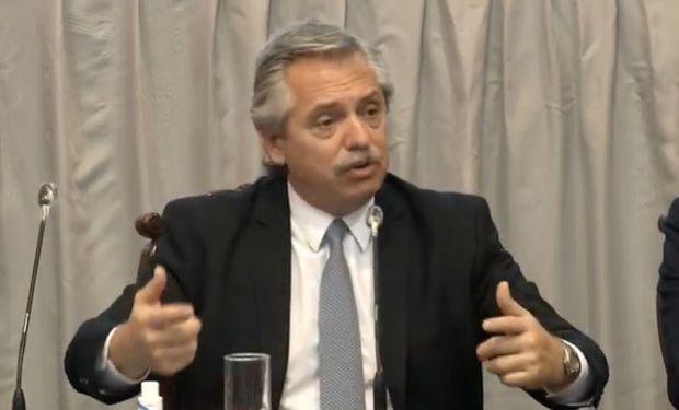"""Alberto Fernández se refirió al Fondo Sojero y destacó: """"Hay que revisar todo"""""""