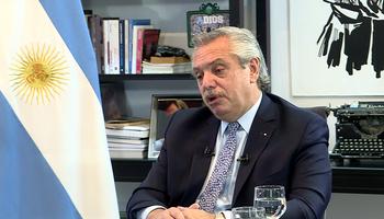 """Alberto Fernández y las exportaciones de carne: """"Vamos a acordar"""""""