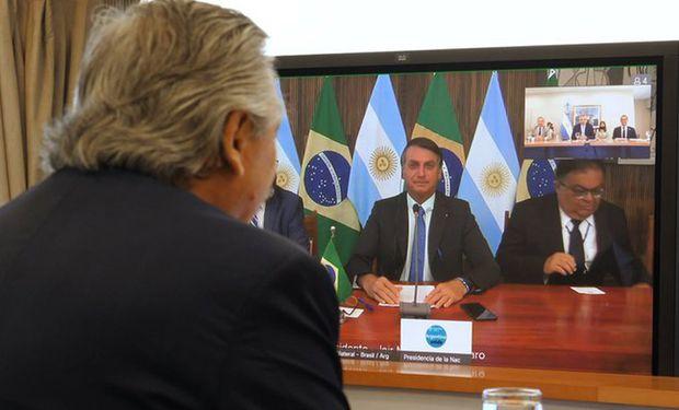 Selva: la dura respuesta de Brasil a la desafortunada frase de Alberto Fernández