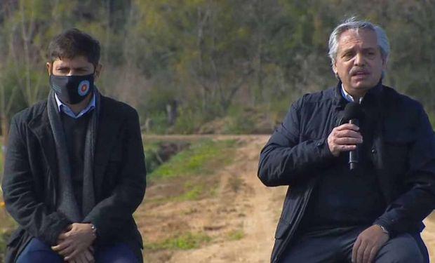 """""""Tierras improductivas"""": la otra frase de Alberto Fernández que generó una dura respuesta del campo"""