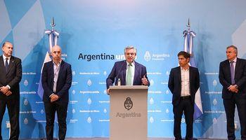 El anuncio completo de Fernández con los detalles de la extensión de la cuarentena