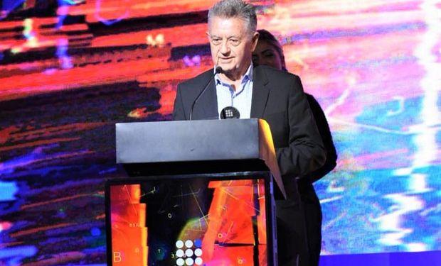 Alberto Gaviglio. Presidente de AKRON