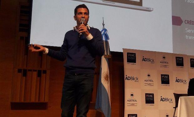 Alejandro Larosa, fundador de fyo y Agrofy.