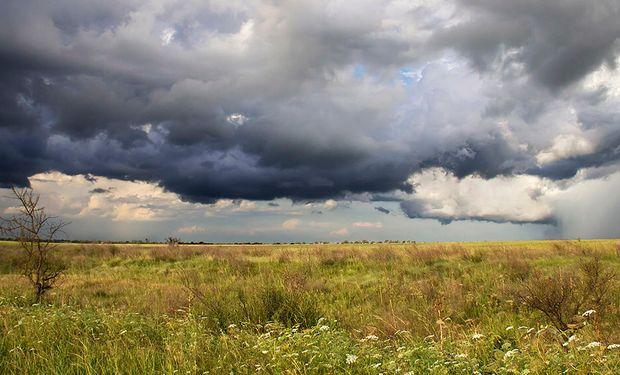 El Servicio Meteorológico renovó el alerta para la región centro