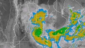 Alerta por abundantes precipitaciones
