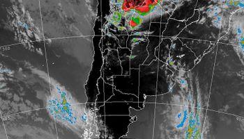 Alerta meteorológico para el norte del país