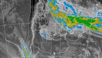 Alerta por abundantes precipitaciones en regiones del norte