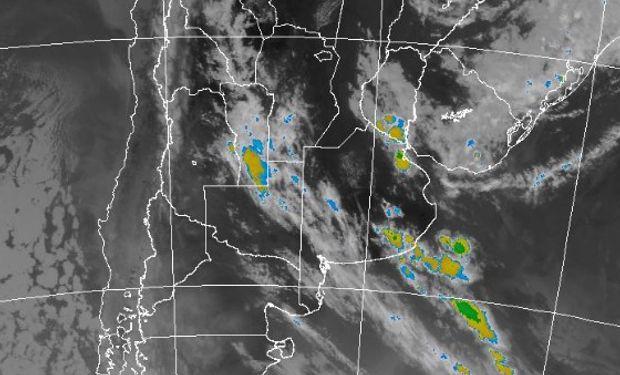 Se esperan tormentas fuertes en Buenos Aires.