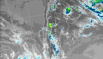 Alerta del SMN por tormentas fuertes: hay 9 provincias alcanzadas