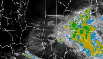 Alerta por tormentas fuertes en Corrientes, Entre Ríos y Santa Fe