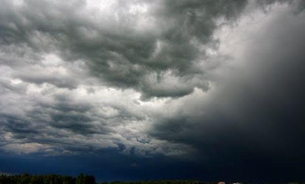 Probables tormentas fuertes sobre regiones del norte.