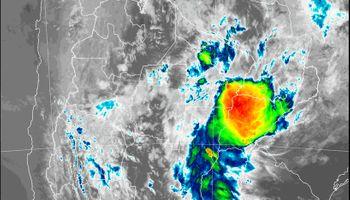 De 10 a 70 mm: qué zonas tienen el mayor despliegue de lluvias y anticipo de nuevo frente para el fin de semana