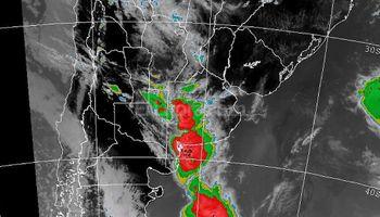 Alerta por tormentas fuertes o severas