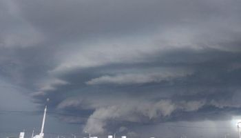 Alerta por tormentas fuertes abarca a 9 provincias