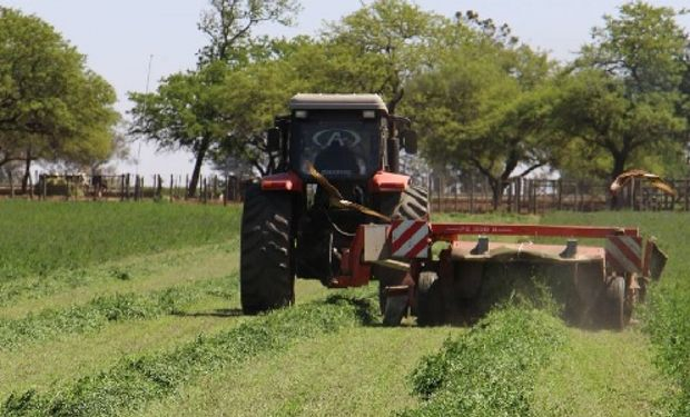 La puesta a punto de una cosechadora es fundamental para mejorar los resultados.