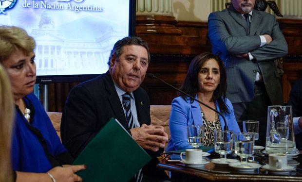 El senador nacional por Entre Ríos fue designado este martes, con el voto unánime.