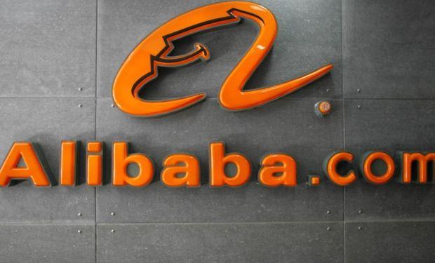 Alibaba superó a Walmart como la empresa de retail más grande del mundo.