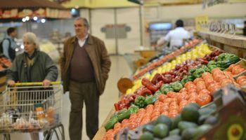 Los alimentos suben menos que el dólar