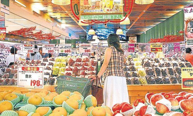 El consumo de alimentos en los países asiáticos no deja de crecer en cantidad y calidad. Foto: Archivo La Nación