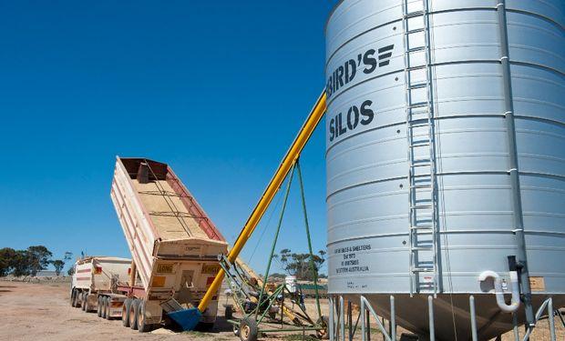 """""""Este año puede que estemos en una situación un poco diferente"""", señaló Mike Brzon, que cosecha maíz, soja y trigo en su granja en Courtland, Kansas."""