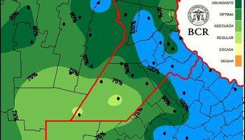 El clima le pone suspenso al trigo: barro, frio y amenaza de lluvias