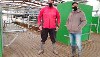 """El tambo de los Alquati: invierten """"sin miedo"""" en un campo alquilado y ya cobran más por la calidad de la leche"""