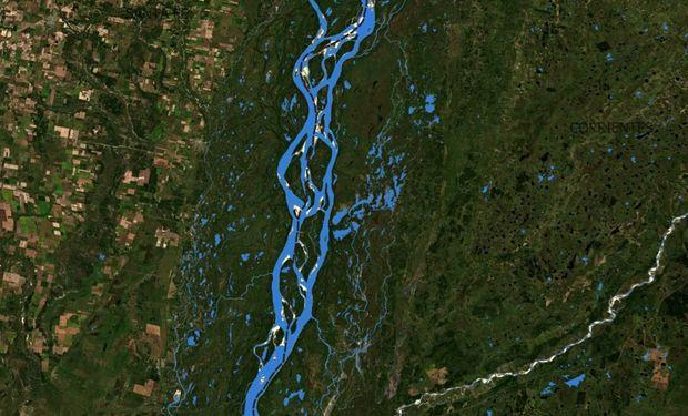 Altura del río: se agrava la situación y el acuerdo con Brasil tendrá bajo impacto