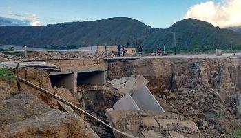 Alud en Jujuy: El INTA asiste a 193 familias de productores