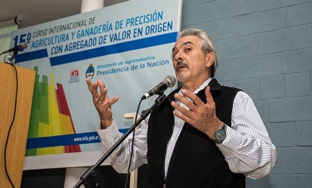"""""""El desafío es agregar valor para el desarrollo de nuestros territorios"""", Amadeo Nicora, presidente del INTA."""