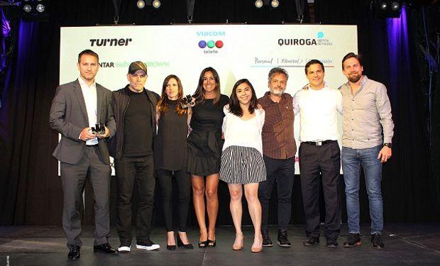 La ceremonia de premiación tuvo lugar en el Tattersal de Palermo el día 06 de noviembre.
