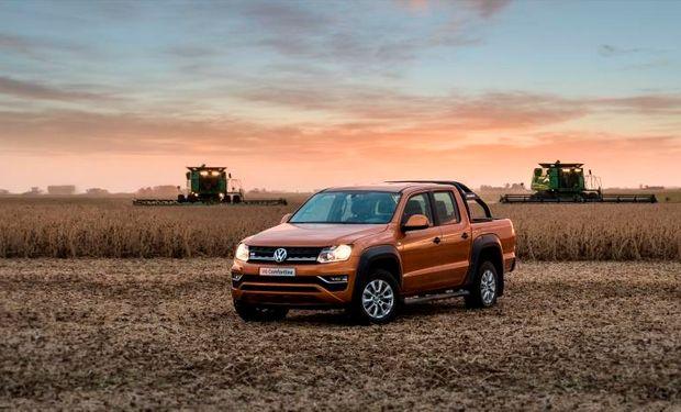 Amarok se convierte en el vehículo oficial de CREA y AAPRESID, dos entidades de peso relacionadas a la producción agropecuaria de nuestro país.